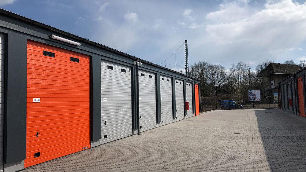 Bau eines MEGA-Garagenparks in Datteln
