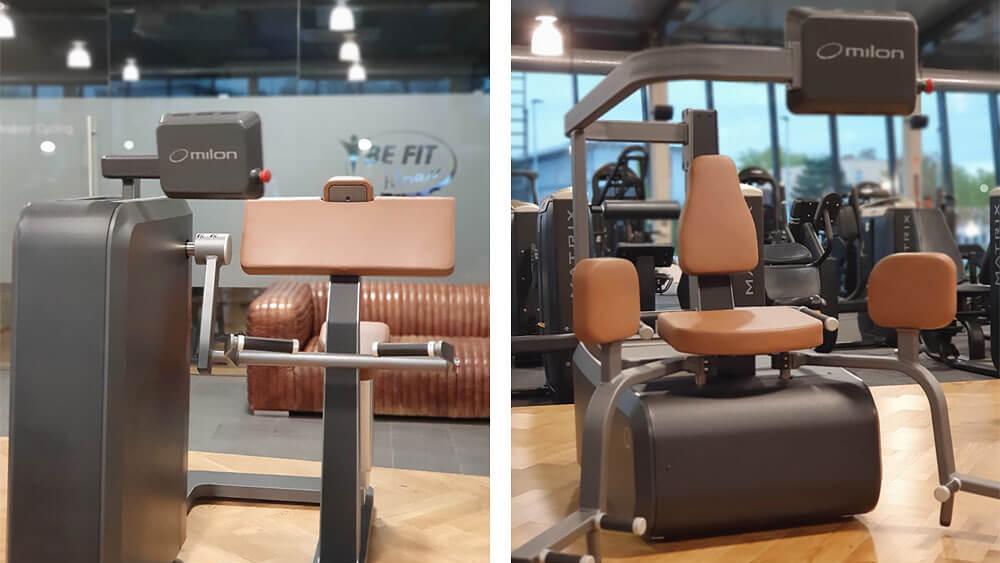 """Ausstattung diverser Fitnessstudios mit dem """"Milon-Zirkel"""""""