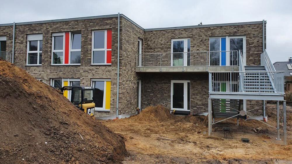 Finanzierung einer Neubau-KiTa in Castrop-Rauxel