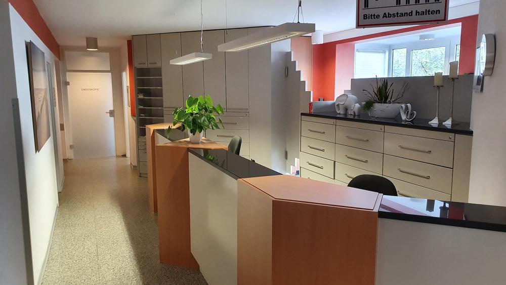 Finanzierung eines bestehenden Ärztehauses mit Apotheke in Oberhausen