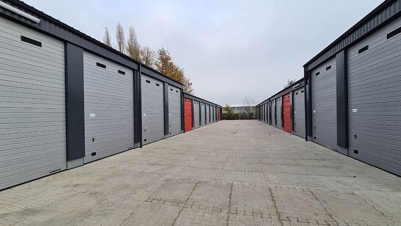 Bau eines MEGA-Garagenparks in Dormagen