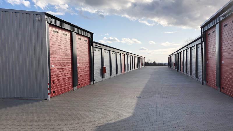 Bau eines MEGA-Garagenparks in Remscheid